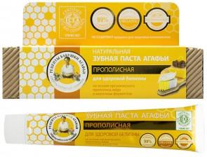 BABUSZKA AGAFII - Propolisowa pasta do zębów bez fluoru